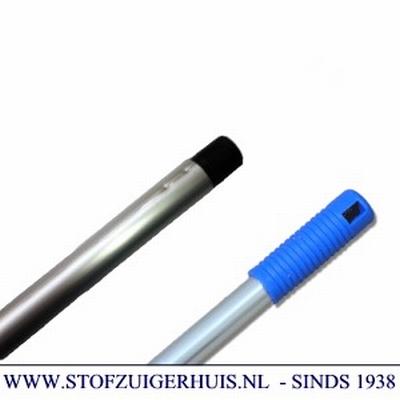 Aluminium steel, 143 cm + schroefdraad