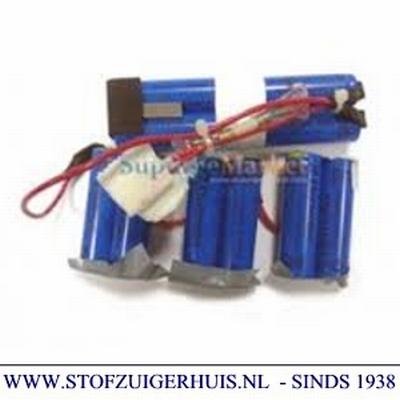 AEG X Flexibility CX7 18 Volt Li-ion Batterij set