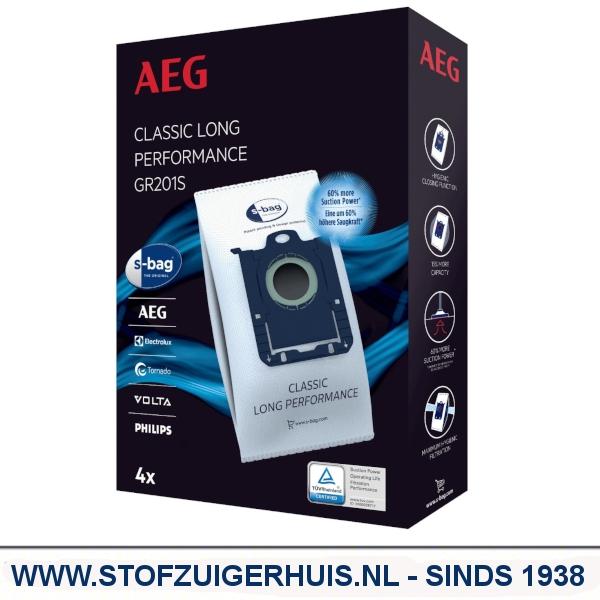 AEG stofzak Classic Long Performance S-Bag GR201S