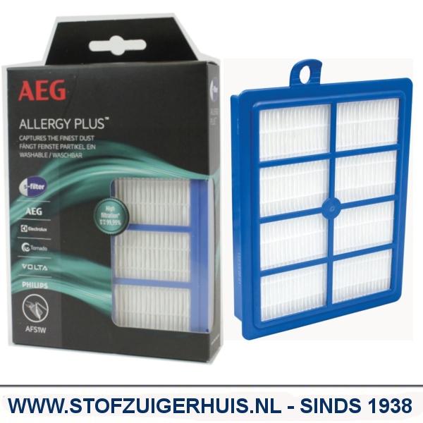AEG Hepafilter H12 allergy plus (uitwasbaar)