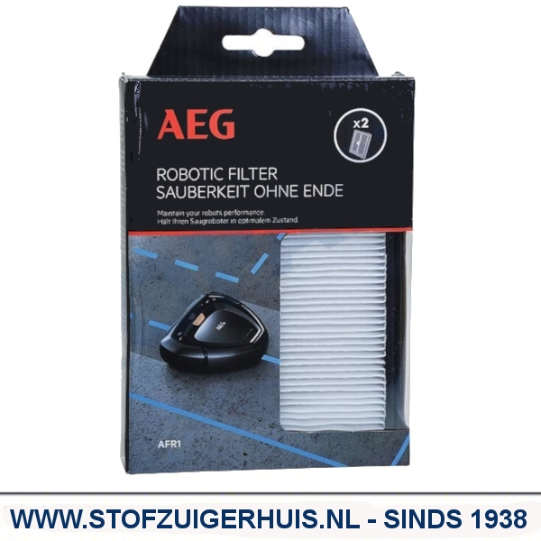 AEG Filter wasbaar Robot RX7, RX8, RX9.1 - AFR1