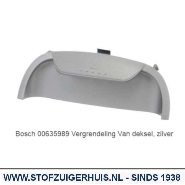 Bosch deksel sluiting, BGL8SIL59A, VSQ8SEN72B, BGL8ZOOM