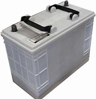 Batterij Kit M.F. onderhoudsvrij monoblock 4 x 6V / 180AH/5H