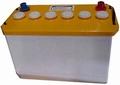 Tennant S8 Batterij Kit Semi tractie 12V/85AH