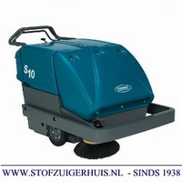 Tennant S10 Krachtige en Wendbare Industriële Veegmachine