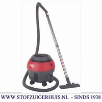 Cleanfix stofzuiger S10 - Rood