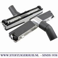 Industrie Zuigmond Aluminium, 38mm met borstel, 450mm