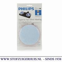 Philips Polishing Pads HR8041, FC9124