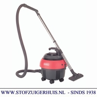 Cleanfix stofzuiger S10 Plus HEPA - Rood