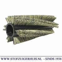 Tennant S10 Bostelwals, Veeg Hoofd Poly