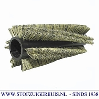 Tennant S12 Bostelwals, Veeg Natuurvezel 70mm