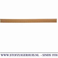 Dweilrubberblad, Rubber voor 17inch, 43cm machines