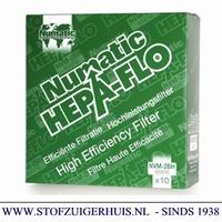Numatic stofzak NVM 2BH Origineel (10)