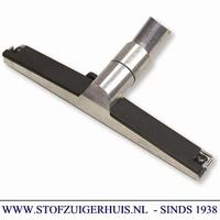 Industrie Zuigmond Aluminium, 50mm met rubbers, 500mm