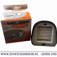 Black & Decker Filter WVF30 - WV3615, WV4815