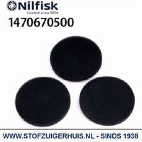 Nilfisk Motor Filter VC300, VP300, Thor, GD111