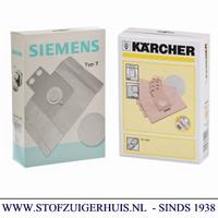 Siemens stofzak VSR8000