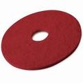 Pad  Rood Uitwrijven/Schrobben 330 mm / 13 inch stuks