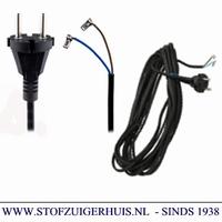 Electrolux snoer, plat, 9 mtr + schoentjes - 432200607390