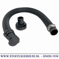 Nilfisk Viper LSU375 Vuilwater Afvoerslang - Drain Kit