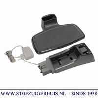 AEG CX7-2-45AN Lader + houder