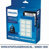 Philips HEPA filter kit PowerPro Compact - FC8010/01