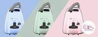 Sebo Airbelt Slede stofzuiger type K1 Special Edition Roze
