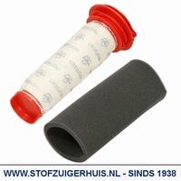 Bosch Filterset Athlet BBH51830, BCH6L2560, VCH6XTRM