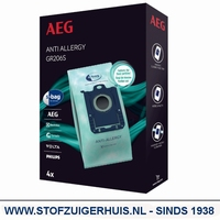 AEG stofzak Anti-Allergy S-Bag GR206S - 9001684761