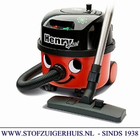 Numatic stofzuiger Henry HRP200A, autosave functie