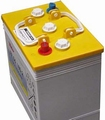 Batterij Kit Tractie Monoblock  72AH/5H