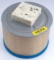 Nilfisk GD934, UZ934 HEPA Cartridge Filter